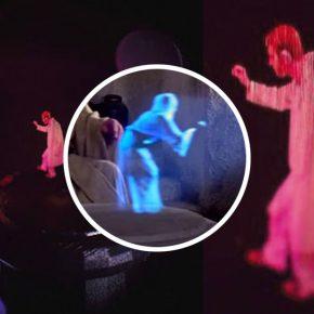 O holograma da Princesa Leia está mais perto de se tornar realidade!