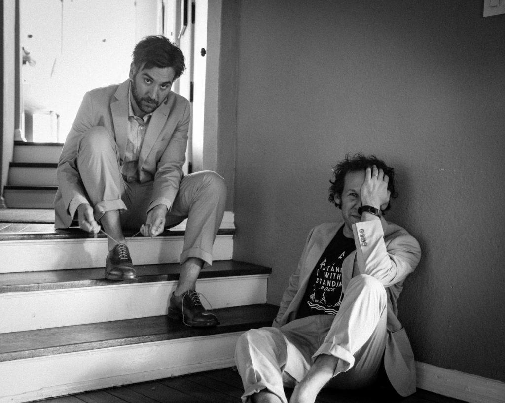 Josh Radnor, o Ted de HIMYM, criou dupla de indie folk e fez shows no Brasil