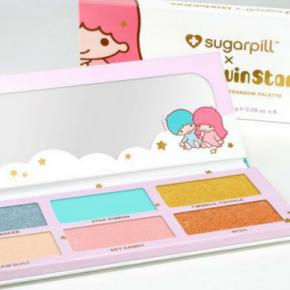 Little Twin Stars são estrelas da nova coleção da Sugarpill Cosmetics