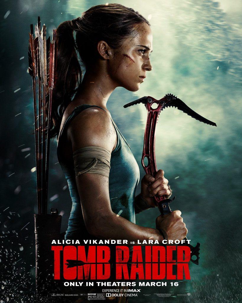 Crítica: Tomb Raider - A Origem