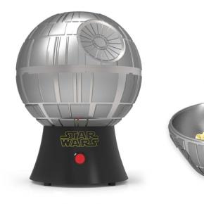 Star Wars: Estrela da Morte, a pipoqueira das galáxias!