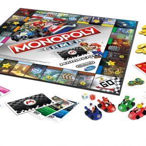 Mario Kart: Hasbro lança edição especial do jogo e tabuleiro