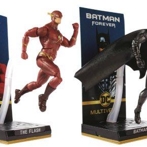 Mattel revela novas peças do Batman e The Flash!