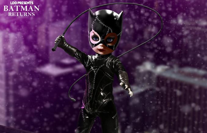 Mulher-Gato: Nova figura versão Batman Returns