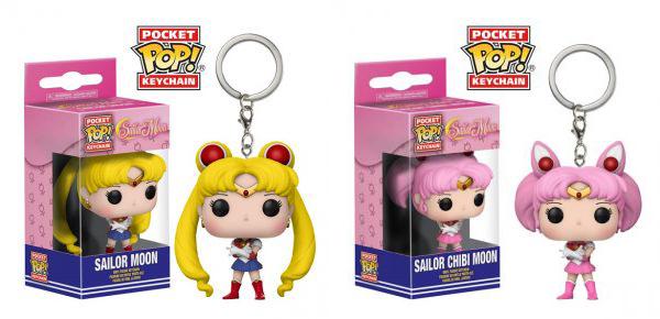Sailor Moon: Funko lança novas figuras e chaveiros