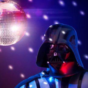 Star Wars: Globo espelhado mais incrível do mundo
