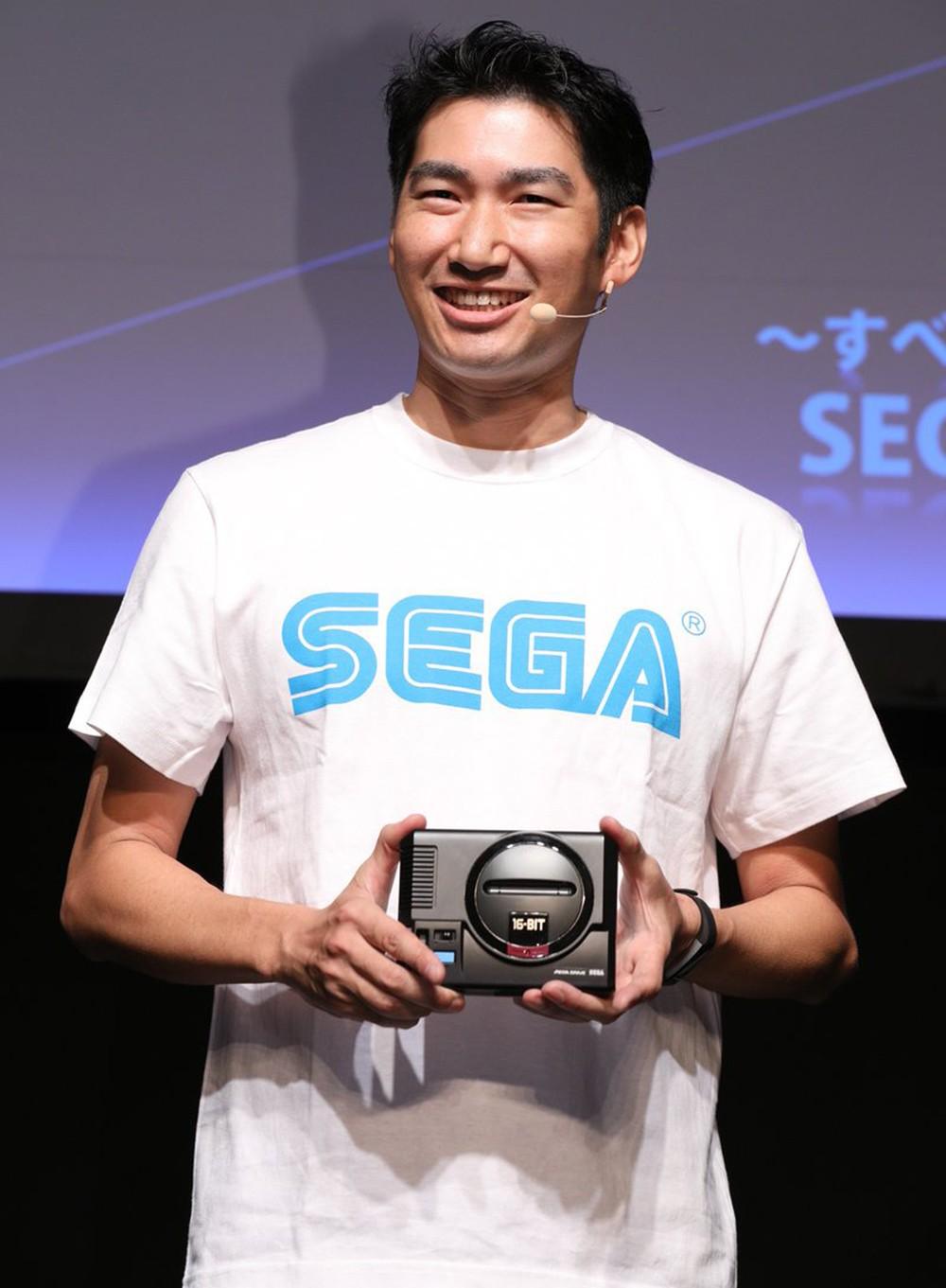 Sega anuncia lançamento de Mega Drive miniatura em comemoração aos 30 anos do videogame