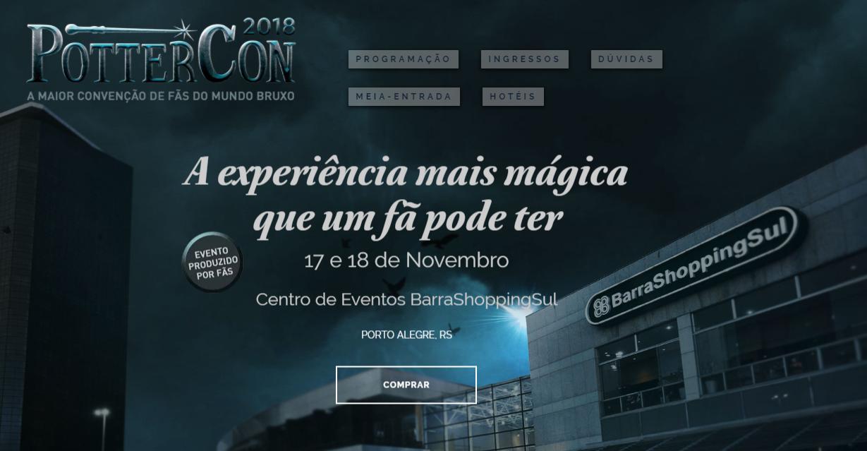 PotterCon 2018: Ator de Harry Potter participará de convenção no Brasil
