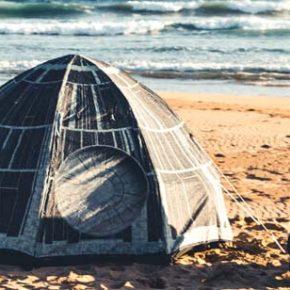 Star Wars: acampar será ainda mais divertido com esta barraca Estrela da Morte