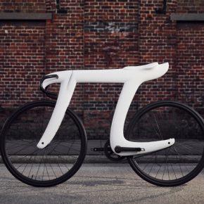 Designer cria bicicleta que homenageia símbolo de Pi