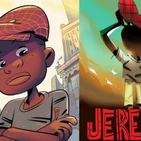 """Lançamento do novo Graphic MSP """"Jeremias- Pele"""" traz debate sobre racismo e representatividade"""