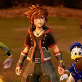 Kingdom Hearts 3 está a caminho!
