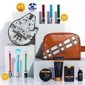 Coleção de cosméticos Star Wars da Her Universe