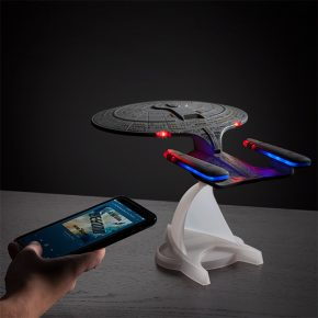Star Trek: Alto-falante Bluetooth da USS Enterprise NCC-1701-D