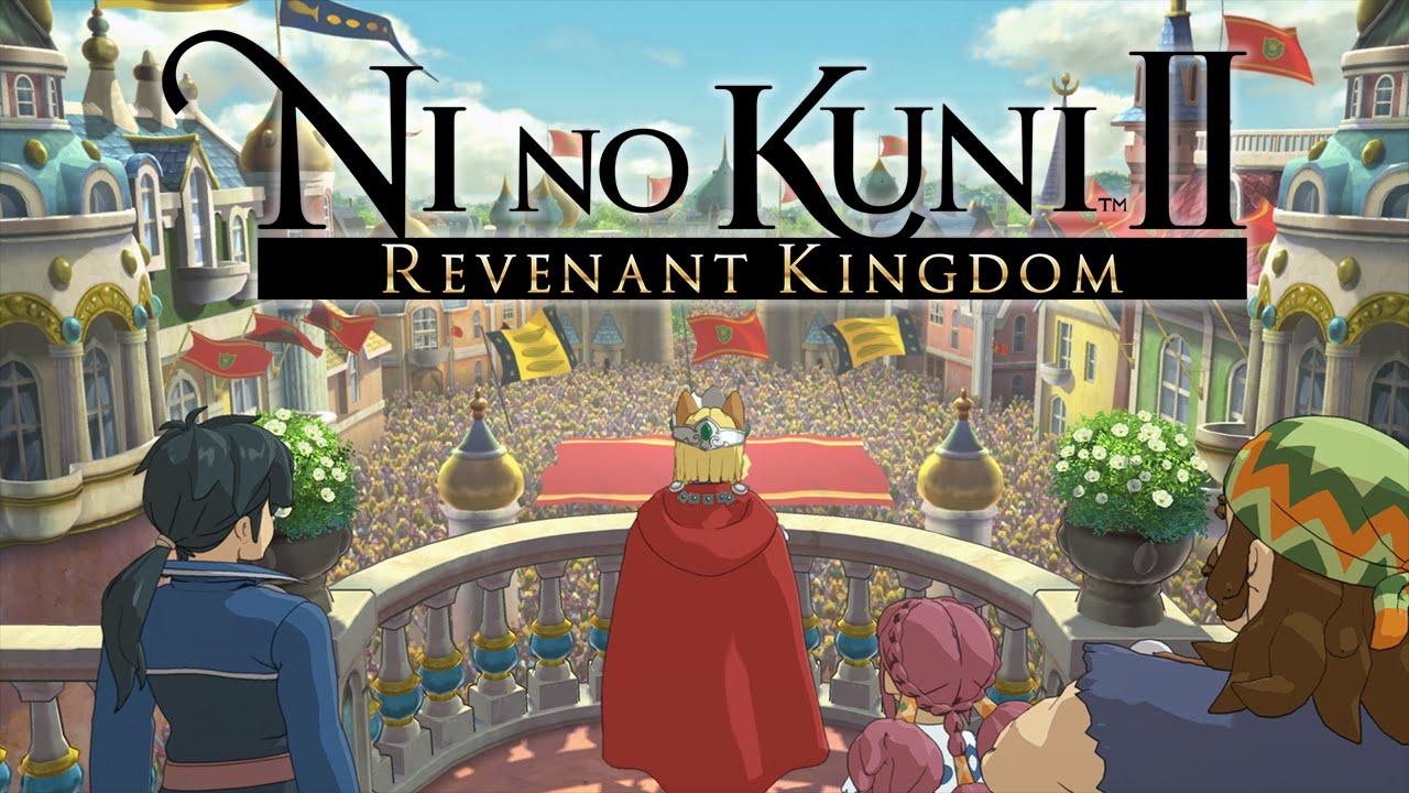 Arte de Ni no Kuni II: Revenant Kingdom