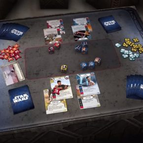 Star Wars Day: Card game Destiny