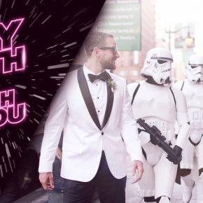 Star Wars Day: Dicas para casamento temático!