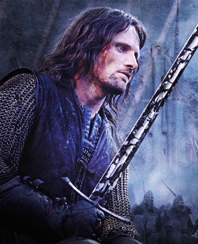 O Senhor dos Anéis: primeira temporada da série poderá ser sobre o passado de Aragorn