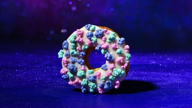 Dunkin' Donuts vai a galáxia com novos drinks cósmicos