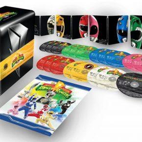 Power Rangers celebram 25 anos com DVDs e muitas novidades