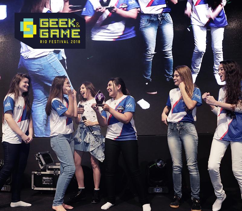 Geek e Game Rio Festival 2018: Saiba o que rolou!
