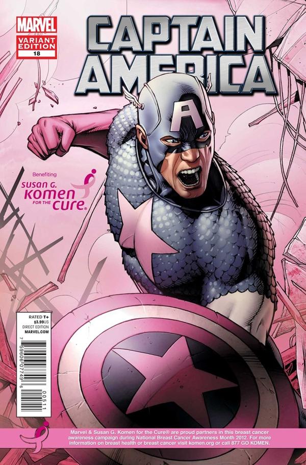 Especial: Marvel – HQs contra o Cancer de Mama. 16