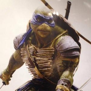 As Tartarugas Ninja - Fotos de Leonardo e Destruidor | Garotas Nerds