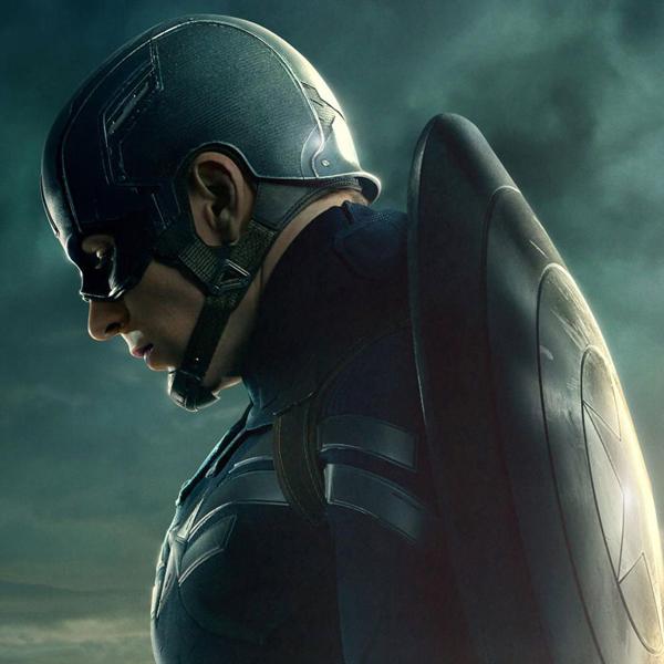 Capitão América 2 - Novos Pôsters e Imagens