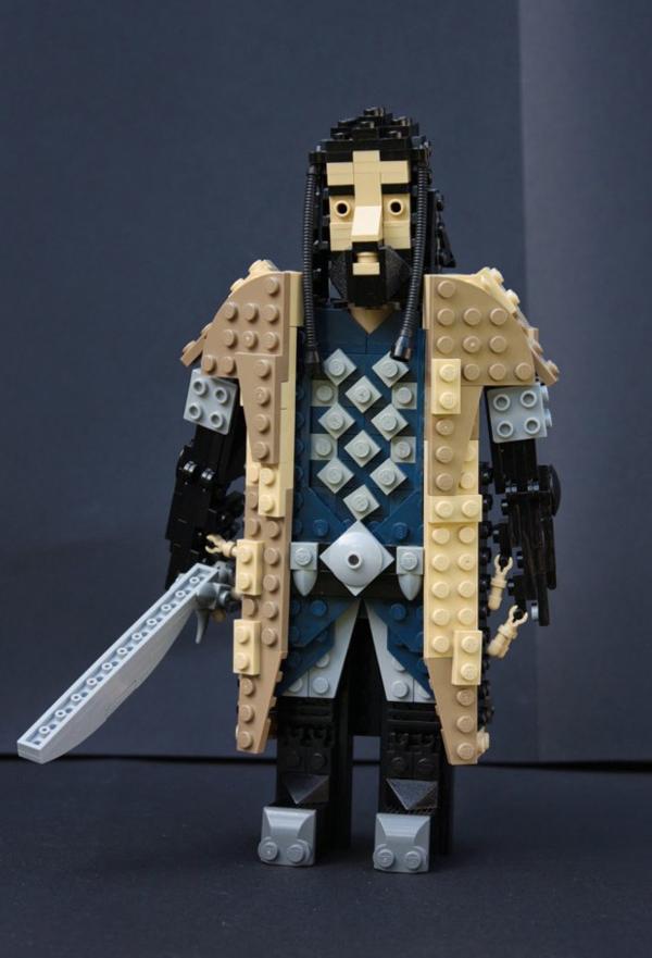 Tolkien (O Hobbit) em LEGO