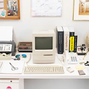A Evolução das Mesas de Trabalho