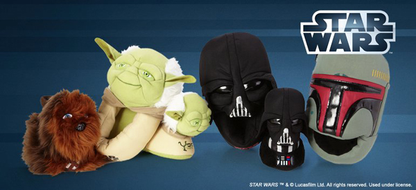 Star Wars Slippers 1