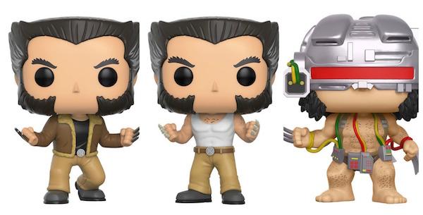 Wolverine ganha nova linha Funko