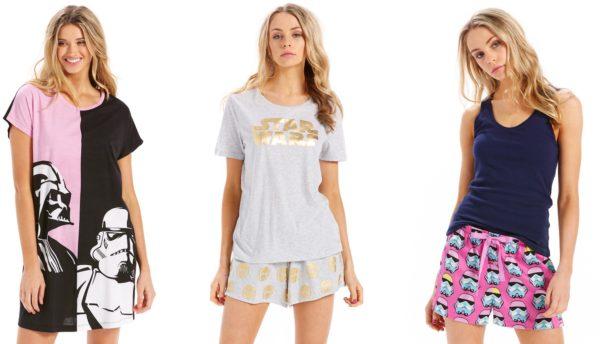 Marca australiana Peter Alexandre lança coleção de pijamas Star Wars
