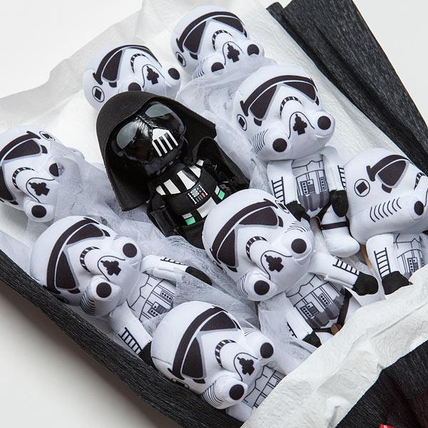 Buquê de personagens de Star Wars
