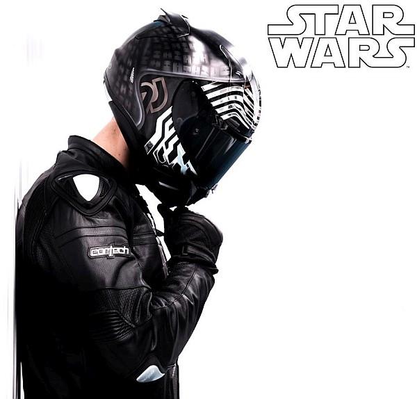 HJC anuncia linha de capacetes licenciados de Star Wars