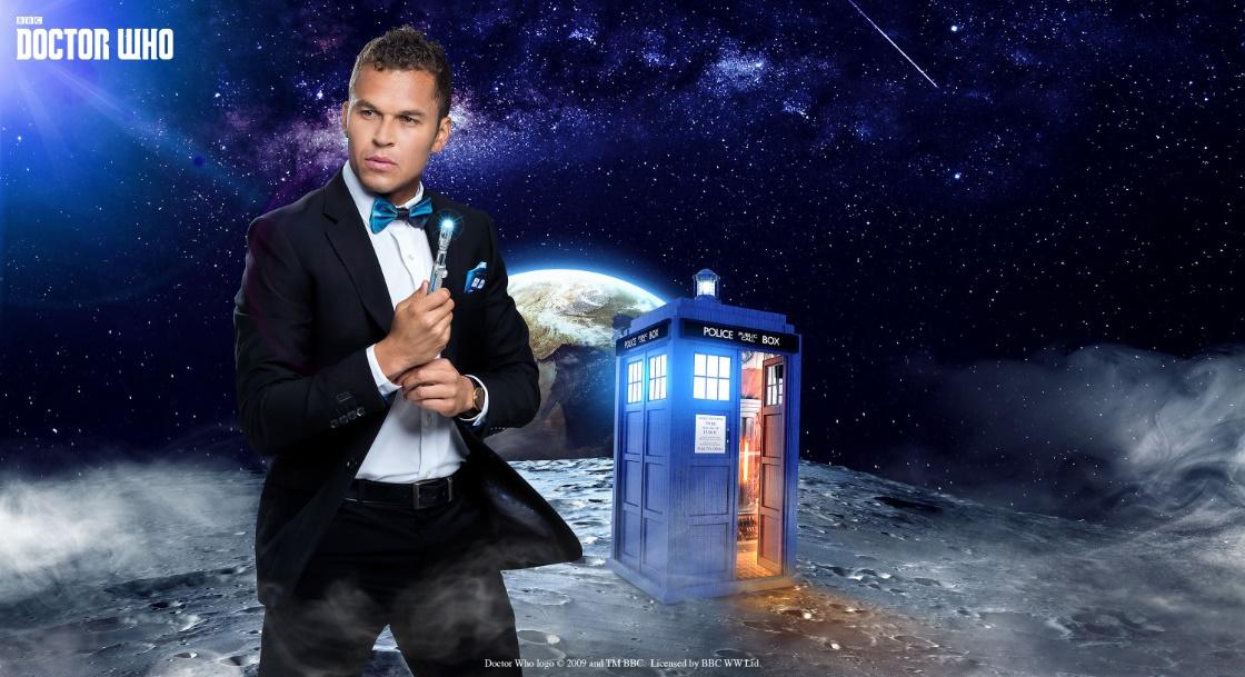 Ternos inspirados em Doctor Who