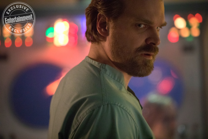 Entertainment Weekly divulga novas fotos da 2ª temporada de Stranger Things