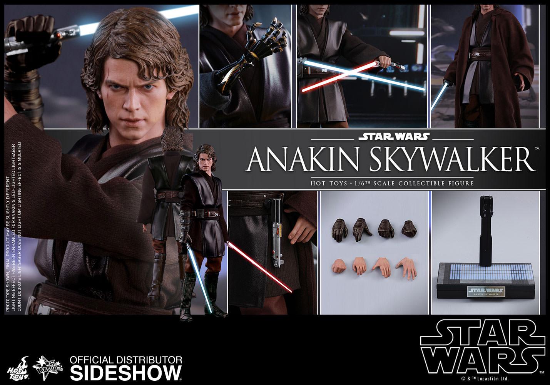 Hot Toys lança novos action figures de Star Wars