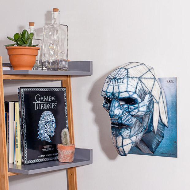 Máscaras decorativas geométricas Game of Thrones