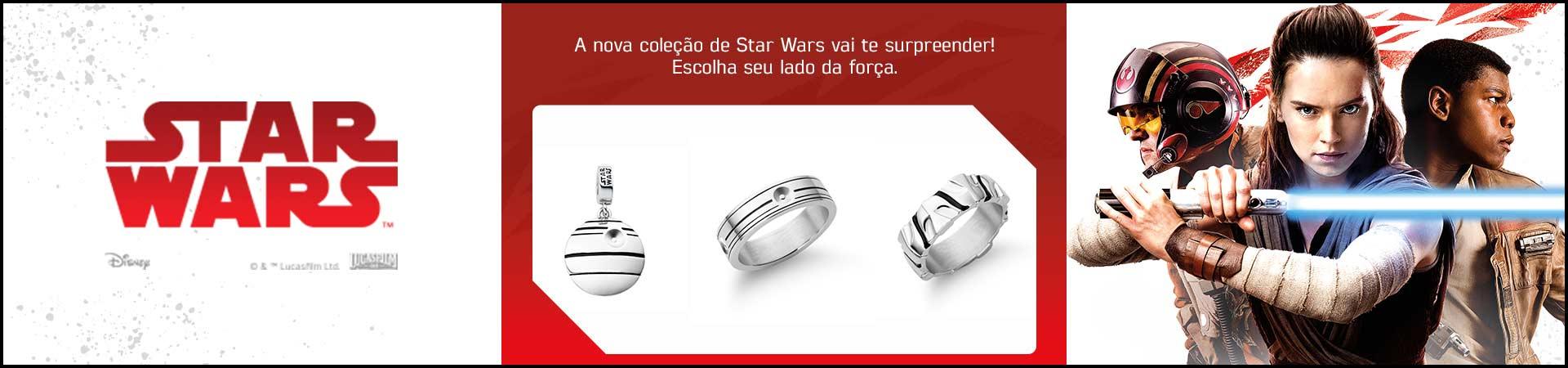 Vivara lança nova coleção de jóias Star Wars