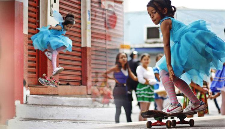 Rayssa Leal, a fadinha do skate ganha 1º lugar no Campeonato de Skate Mirim
