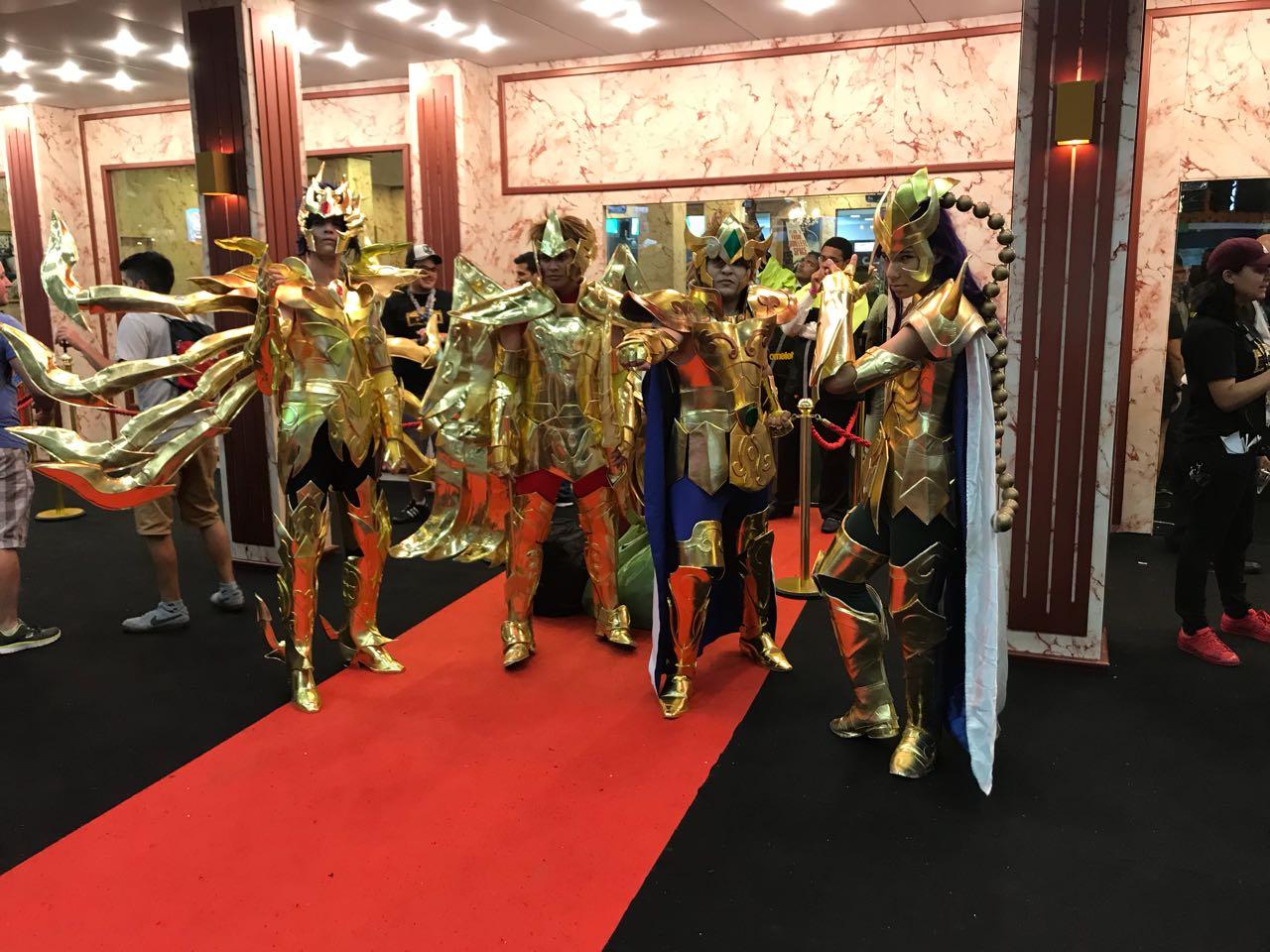 CCXP 2017 - Confira os cosplays do evento!