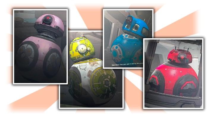 Nissan revela novos droids em Salão do Automóvel de Los Angeles