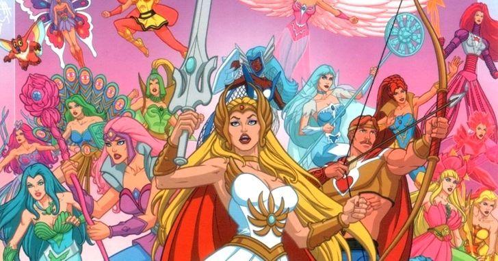 She-Ra ganha série animada produzida pela Dreamworks