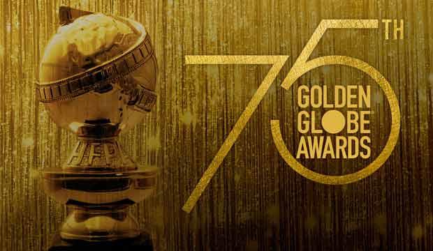 Confira os vencedores da 75ª Cerimônia do Globo de Ouro