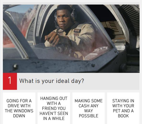 Quiz oficial de Star Wars: Os Últimos Jedi mostra quem você seria na saga!