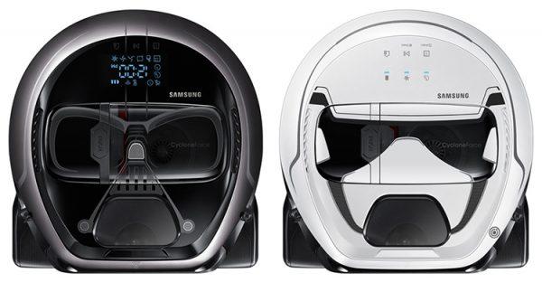 Star Wars: Samsung lança linha de aspiradores de pó