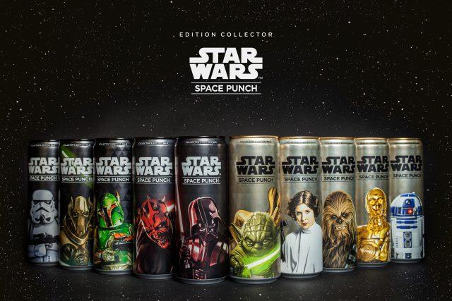 Star Wars e Os Vingadores: Marca alemã lança refrigerantes com lança latas colecionáveis