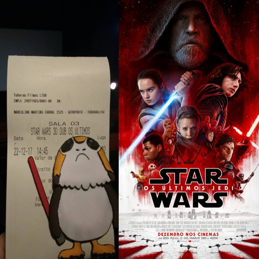 Ingressos de cinema personalizados: colecionador customiza ingressos de filmes