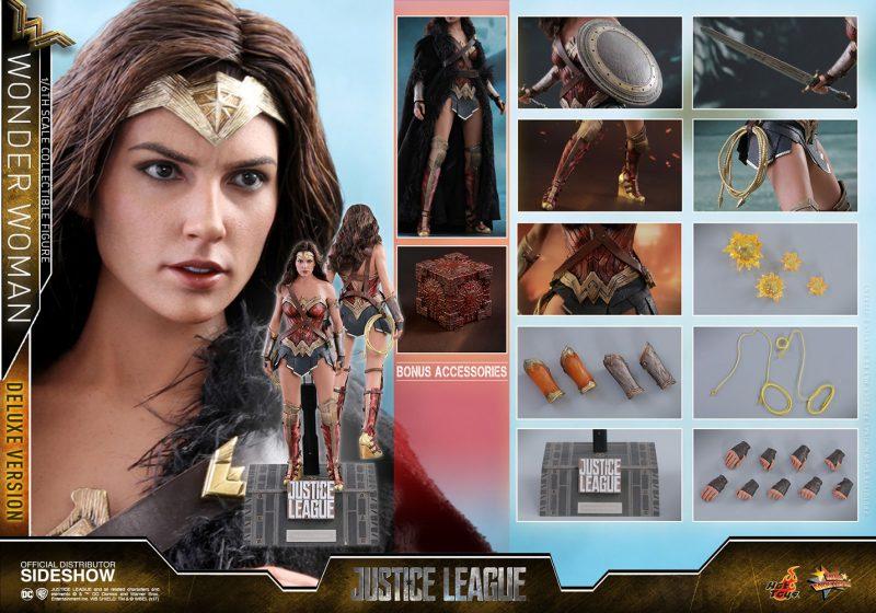 Mulher Maravilha: lançamento action figure deluxe version
